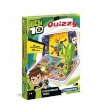 Quizzy Ben 10 - okładka książki