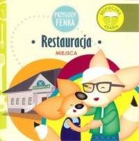 Restauracja Przygody Fenka - okładka książki