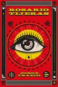 Rosario Tijeras - okładka książki