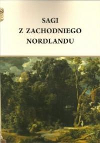 Sagi z Zachodniego Nordlandu - okładka książki