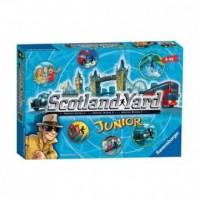 Scotland Yard Junior Gra - zdjęcie zabawki, gry