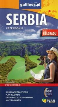 Serbia - okładka książki