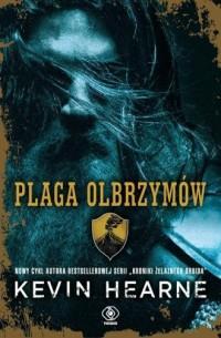 Siedem kenningów Tom 1 Plaga olbrzymów - okładka książki