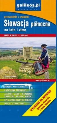 Słowacja północna na lato i zimę - okładka książki