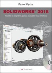 Solidworks 2018 - okładka książki