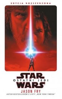 Star Wars Ostatni Jedi - okładka książki