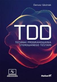TDD Techniki programowania sterowanego testami - okładka książki