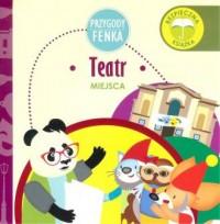 Teatr Przygody Fenka - okładka książki
