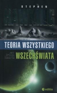 Teoria wszystkiego czyli krótka historia wszechświata - okładka książki