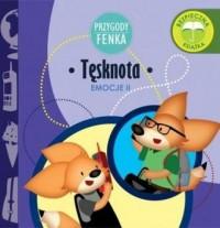 Tęsknota Przygody Fenka - okładka książki