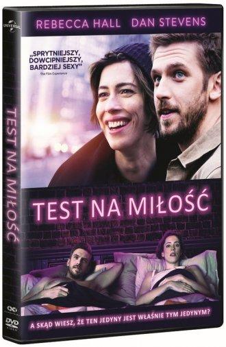 Test na miłość - okładka filmu