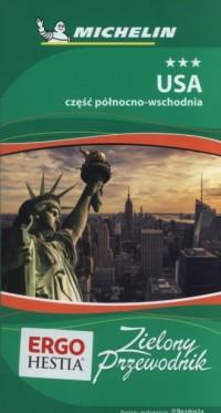 USA część północno-wschodnia - okładka książki