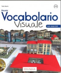 Vocabolario Visuale Nuovo. Podręcznik (+ CD) - okładka podręcznika
