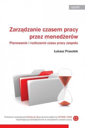 Zarządzanie czasem pracy przez - okładka książki