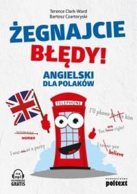 Żegnajcie błędy! Angielski dla Polaków - okładka podręcznika