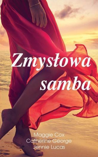 Zmysłowa samba - okładka książki
