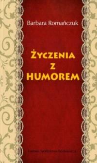 Życzenia z humorem - okładka książki