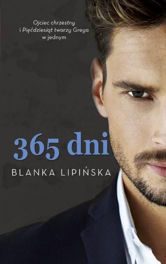 365 dni - okładka książki