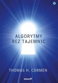 Algorytmy bez tajemnic - okładka książki
