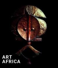 Art Africa - okładka książki