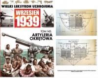 Artyleria okrętowa - okładka książki