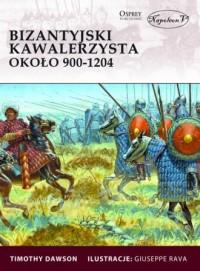 Bizantyjski kawalerzysta około 900-1204 - okładka książki