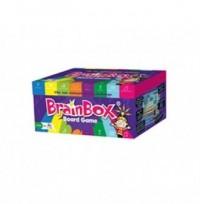 Brainbox Board Game - okładka książki