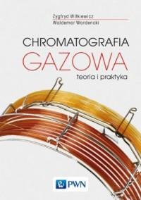 Chromatografia gazowa - okładka książki