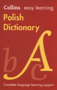 Collins Easy Learning Polish Dictionary - okładka książki