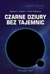 Czarne dziury bez tajemnic - okładka książki