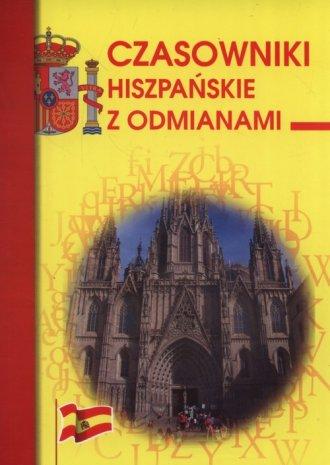 Czasowniki hiszpańskie z odmianami - okładka podręcznika