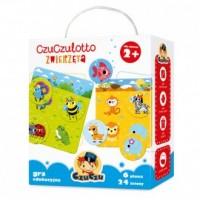 CzuCzulotto Zwierzęta - zdjęcie zabawki, gry