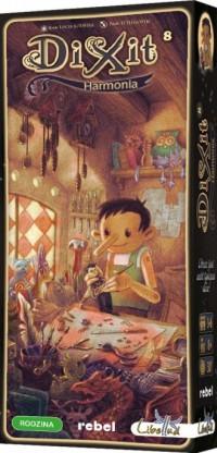 Dixit 8: Harmonia - zdjęcie zabawki, gry
