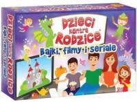 Dzieci kontra Rodzice Bajki filmy i seriale - zdjęcie zabawki, gry