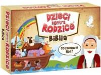 Dzieci kontra Rodzice Biblia - zdjęcie zabawki, gry