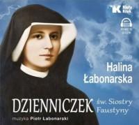 Dzienniczek św. Siostry Faustyny - pudełko audiobooku