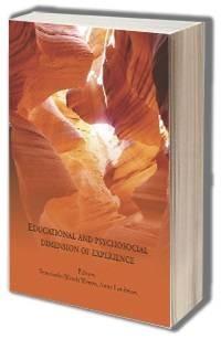 Educational and psychosocial dimension of experience - okładka książki