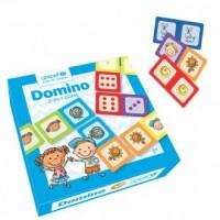 Gra Domino Unicef - okładka książki