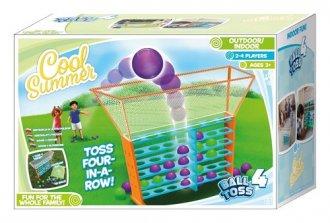 Gra plenerowa Ball Toss 4 - zdjęcie zabawki, gry