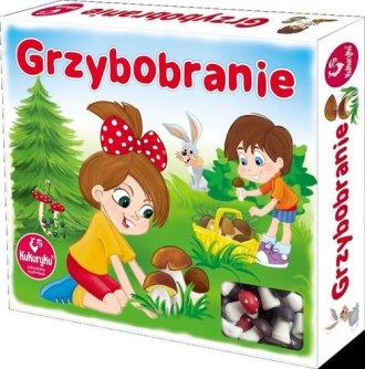 Grzybobranie - zdjęcie zabawki, gry