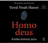 Homo Deus. Krótka historia jutra - pudełko audiobooku