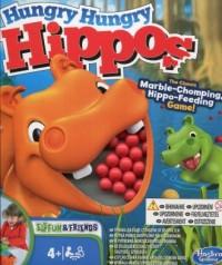 Hungry Hippos Głodne hipcie - zdjęcie zabawki, gry