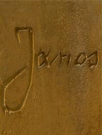 Janos - okładka książki