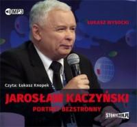 Jarosław Kaczyński. Portret bezstronny - pudełko audiobooku