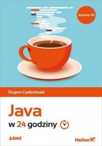 Java w 24 godziny - okładka książki