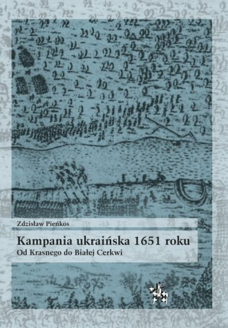 Kampania ukraińska 1651 roku. Od - okładka książki