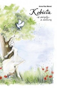 Kobieta w związku z naturą - okładka książki