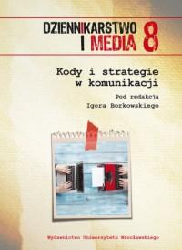 Kody i strategie w komunikacji - okładka książki