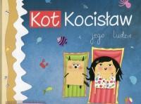 Kot Kocisław i jego ludzie - okładka książki
