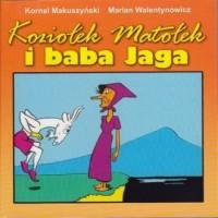 Koziołek Matołek i baba Jaga - okładka książki